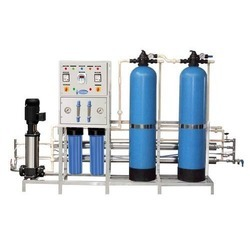 Douche Water Automatic Commercial RO Plant