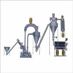 Chana Dal Powder Making Machine