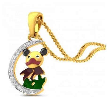 The charu jewels diamond pendant cjopt00112 at rs 8722 piece the charu jewels diamond pendant cjopt00112 aloadofball Gallery