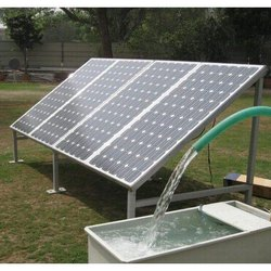 Solar Agricultural Water Pump System