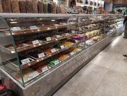 Sweet & Namkeen Display Counters