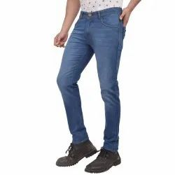 Skupar Blue Slim Fit Men Denim Jeans