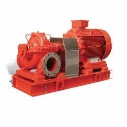 Horizontal Split Case Fire Pump