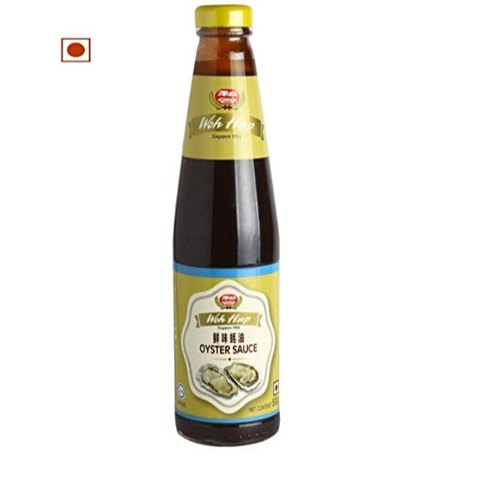 Woh Hup Non Veg Oyster Sauce 500g, Packaging Type: Glass Bottle