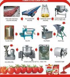 Tomato Plant & Machinery