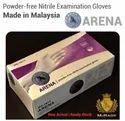High Quality Powder Free Nitrile Examination Gloves