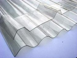 Polycarbonate Profile Multiwall Sheet