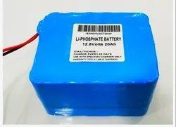 12.8V 20 Ah Li-Phosphate Battery