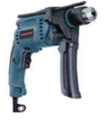 Eastman Impact Drill EID- Model : 013, 600W