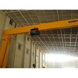 Material Handling Jib Cranes