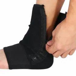 Men Ankle Support Brace Adjustable