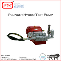 Plunger Hydro Test Pump