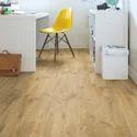 European AC 4 Finish Quickstep Wooden Laminate Flooring, Thickness: 7 - 12mm