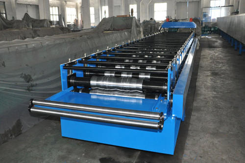 Roll Forming Machine - Steel Sheet Roll Forming Machine