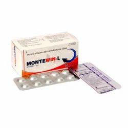 Montelukast & Levocetirizine Hydrochloride Tablets