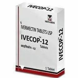 Ivecop-12 Ivermectin 12mg Tablets