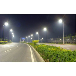 Road Lighting Project