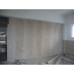 Temporary Office Wall Partition