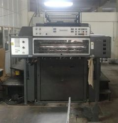 Heidelberg SM 102-ZP 2 Color Printing Press Machines