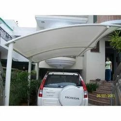 Prefabricated Car Parking Sheds