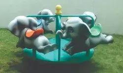 LP 308 Elephant Merry Go Round