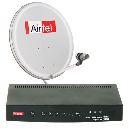 Airtel Digital Airtel HD Set Top Box, Rs 2000 /box