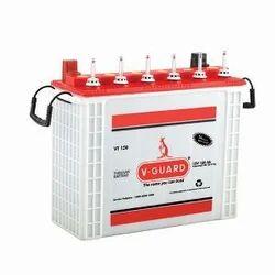 V-Guard Battery VT 12V 150AH Tall Tubular Inverter