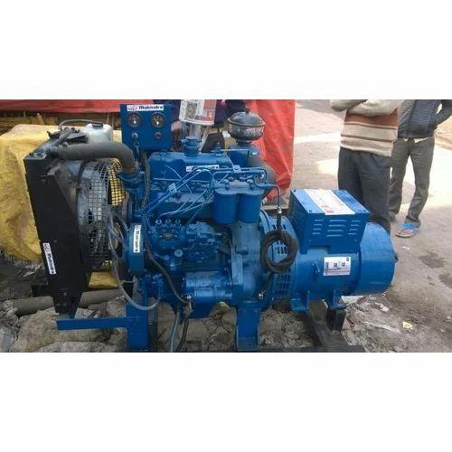 Kirloskar 7 5 Kva Field Marshal Diesel Generator Voltage 440 V Id 18522136488