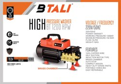 Bt 1200 HPW High Pressure Washer