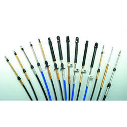Control Cables, Size: 2 M - 15 M, Material: Iron