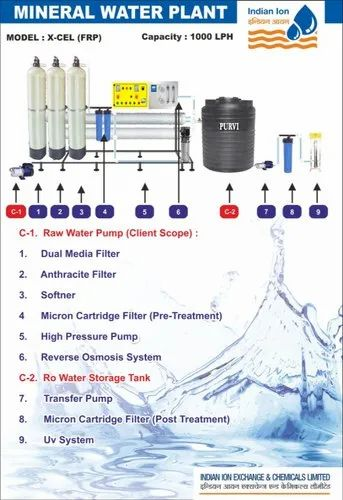 Industrial Water Purification Machine - Industrial Filtration