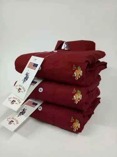Regular Fit Mens Assorted Cotton Party Wear Shirt, Size: M, L, Xl