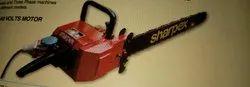 SHARPEX One Man Chain Saw Machine, 3hp Or 5hp, 84
