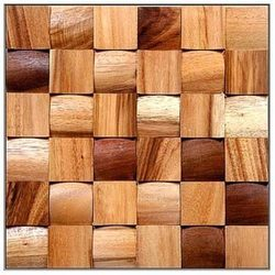 Wooden Wall Tile wood tiles - manufacturers, suppliers & traders of wood tiles
