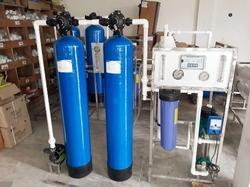 Small Reverse Osmosis Plant