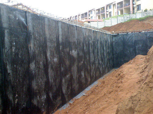 Retaining Wall Waterproofing Service in Madangir, New Delhi, JK