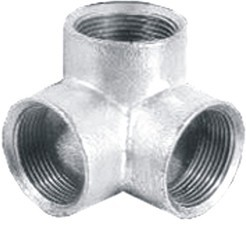 GI Side Outlet 3-Way Elbow-Za1