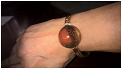 Pure Copper Orgo Magnetic Bracelet- Life Charger