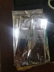 Silver Hotel Packing Pouch