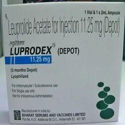 Luprodex 11.25MG  Inj (DEPOT) Leuprolide
