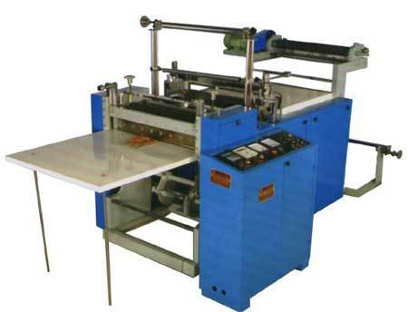 Sealing And Cutting Machine - Double Decker Bottom Sealing