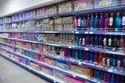Mild Steel Supermarket Display Racks