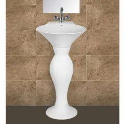 Dolphin Pedestal Wash Basin
