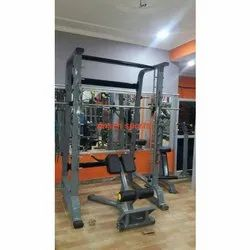 Smith Machine with Counter Weight