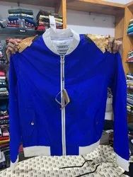 Men Blue Designer Jacket