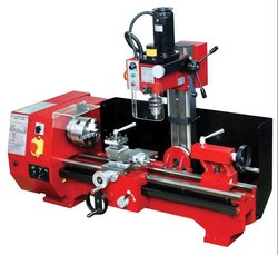 M6 Multipurpose Lathe cum Mill and Drilling Machine
