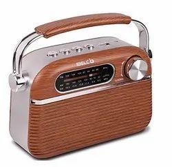iBELL FM700BT FM Radio with BT, USBSDMP3 Player & Dynamic Speaker 3 Band