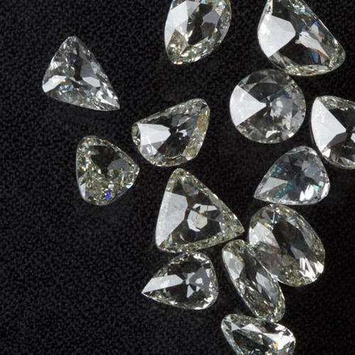 European Antique Cut Diamonds