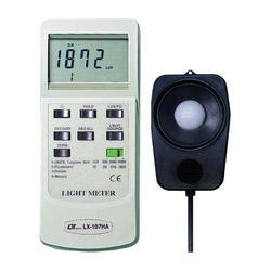LX-107HA Lutron Light Meter