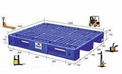 Nilkamal Injection Molded Plastic Pallet